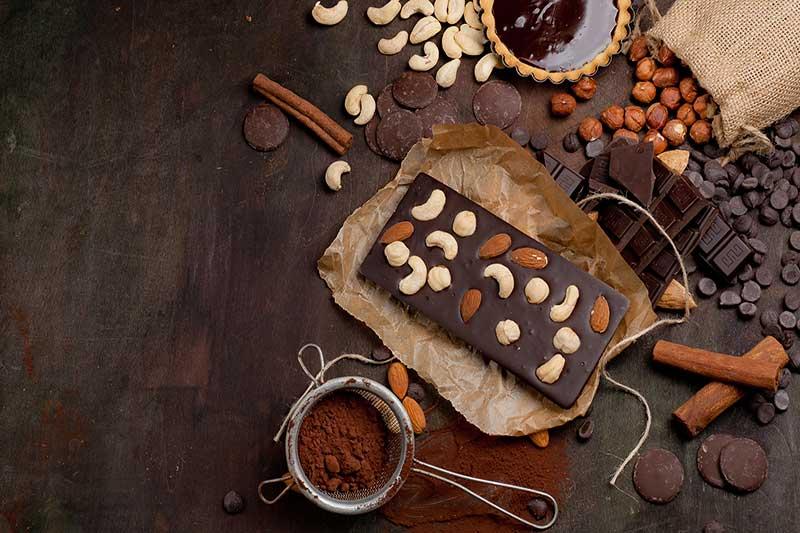 Raw Chocolate - Cacao and Cocoa | Ana Heart Blog