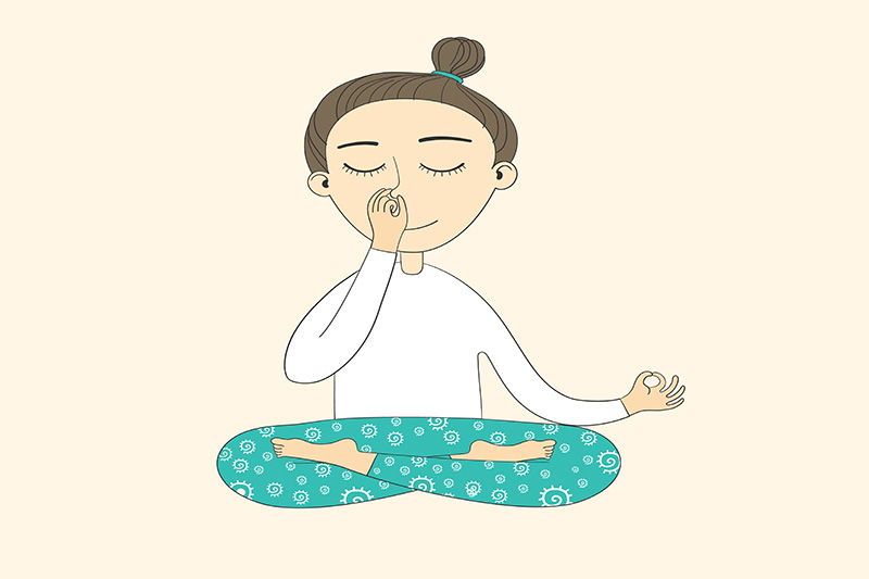 Breathing Exercises to Reduce Stress | Ana Heart Blog