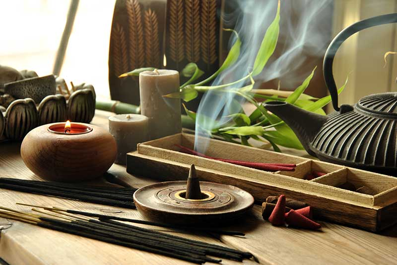 Most Popular Incense Scents for Meditation | Ana Heart Blog