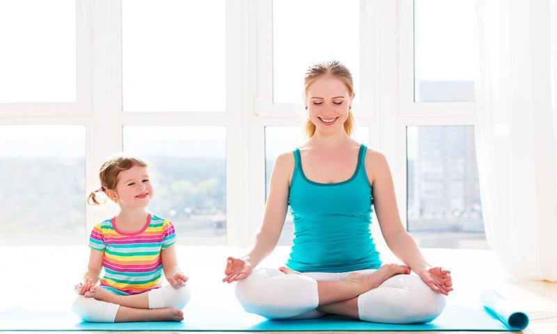 Yoga for Children | Ana Heart Blog