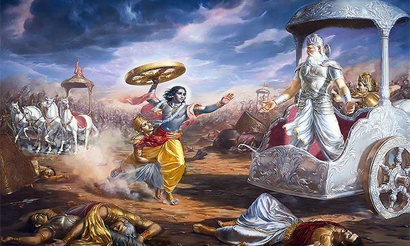 Bhagavad-Gita and its Influence on Yoga Philosophy | Ana Heart Blog