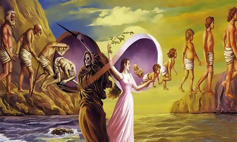 Buddhism and Reincarnation     Ana Heart Blog