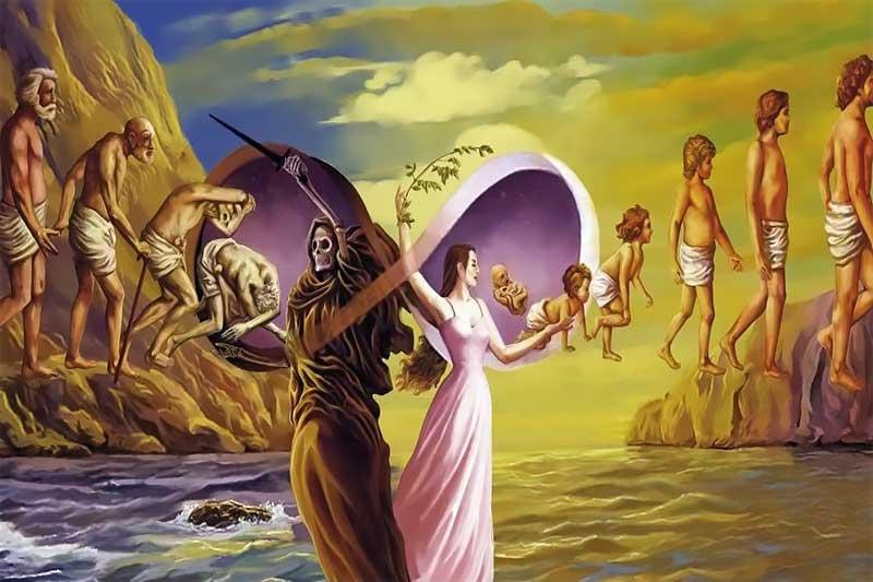 Buddhism and Reincarnation | | Ana Heart Blog