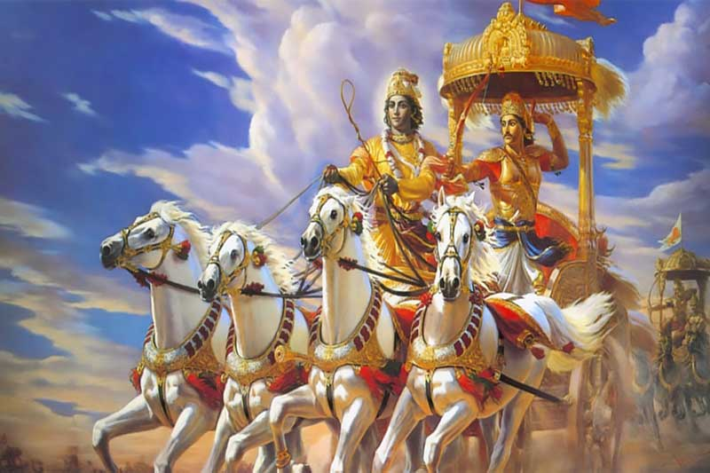 Mahabharata & Ramayana | Ana Heart Blog