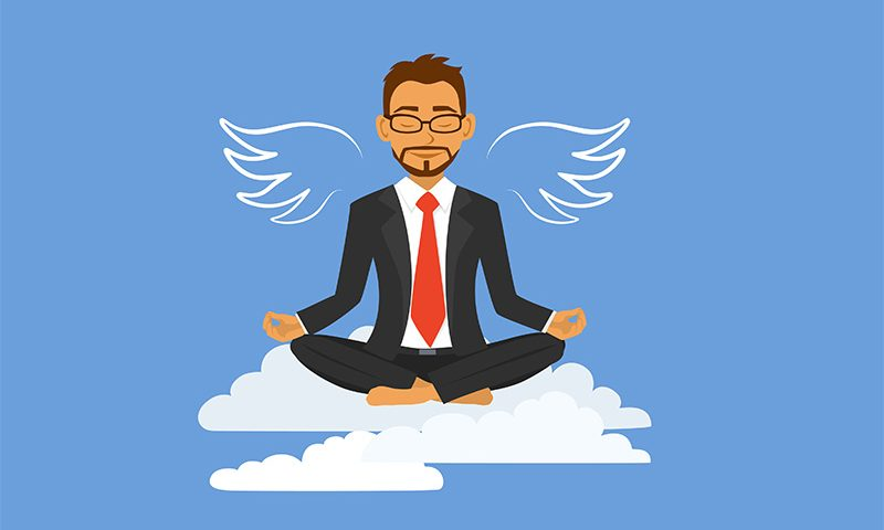 Successful Business Leaders who Meditate | Ana Heart Blog