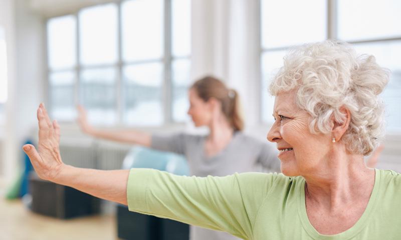 Yoga Seniors