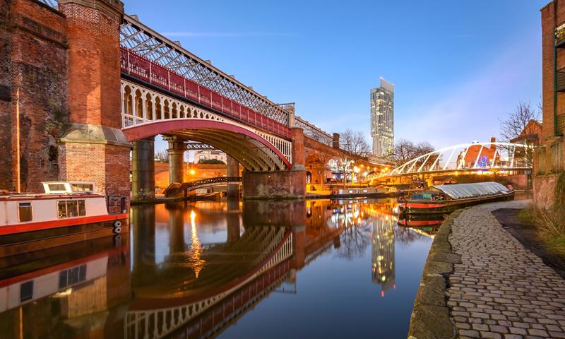 Hot Spots Manchester