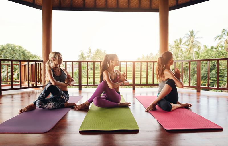 Yoga Spots Southampton