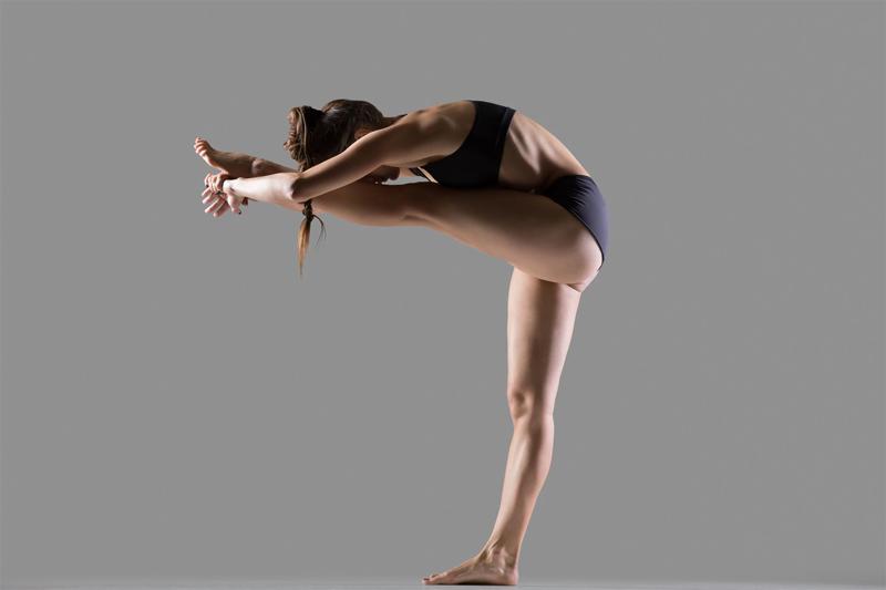 Baptiste yoga