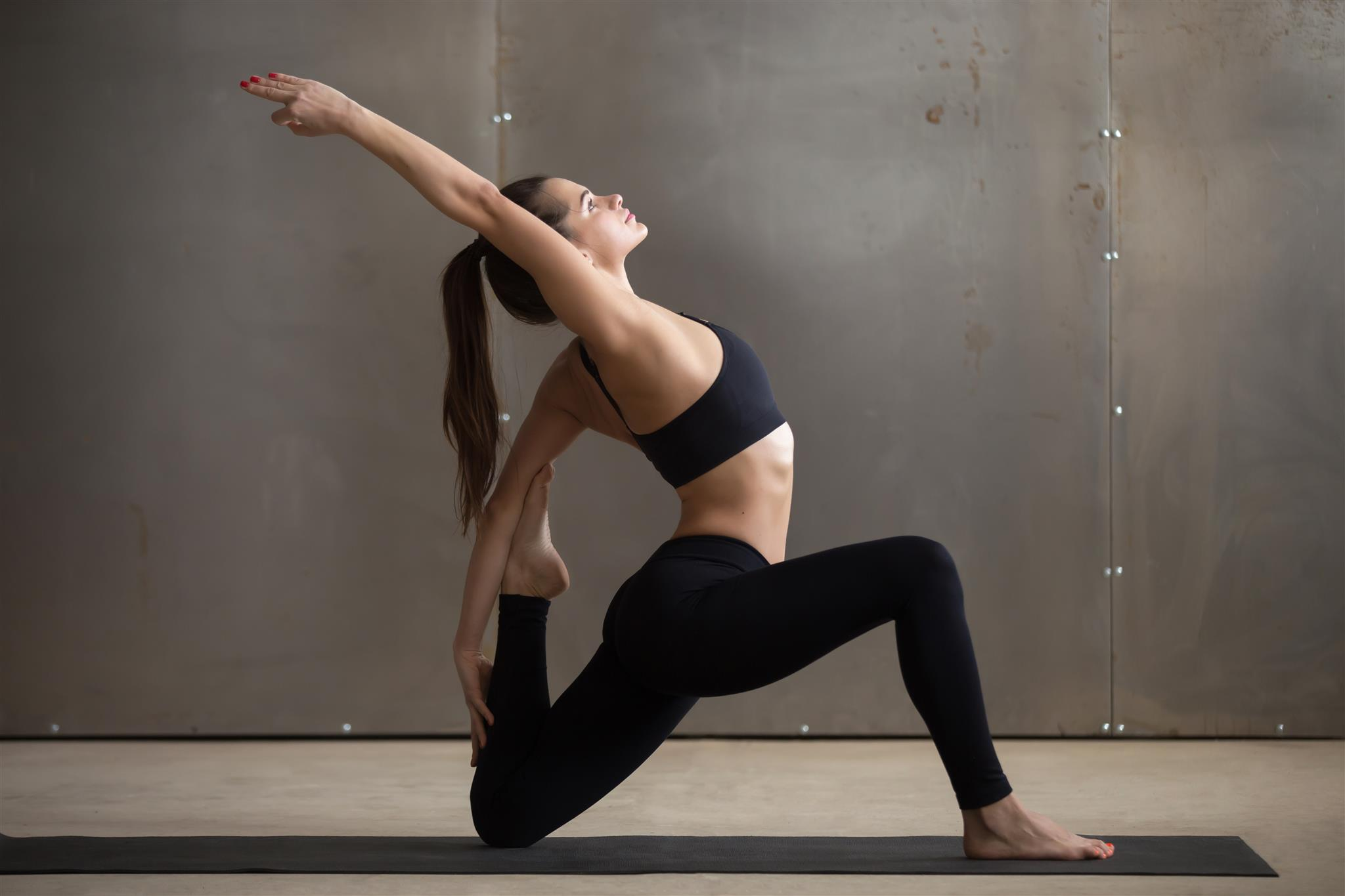 Yoga Poses to Try with Your Valentine - Kristin McGee