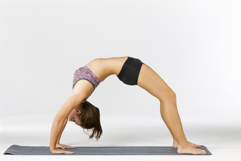 Yoga strengthen joints