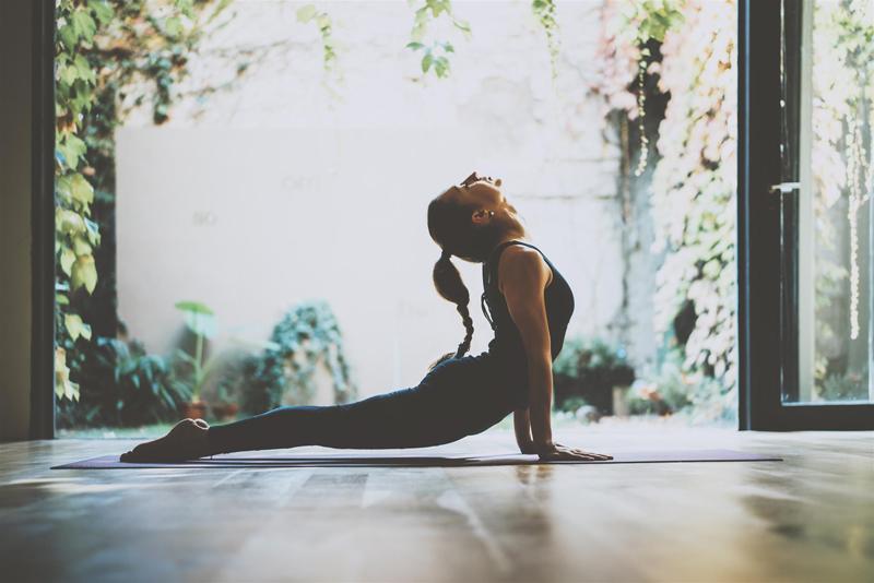 yoga tone arms