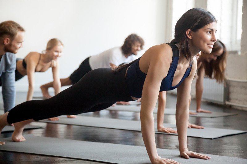 Yoga start 2018
