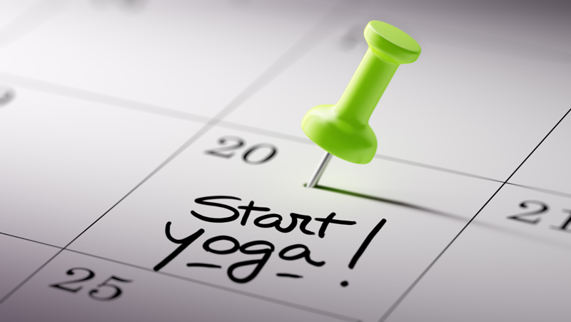 Yoga week