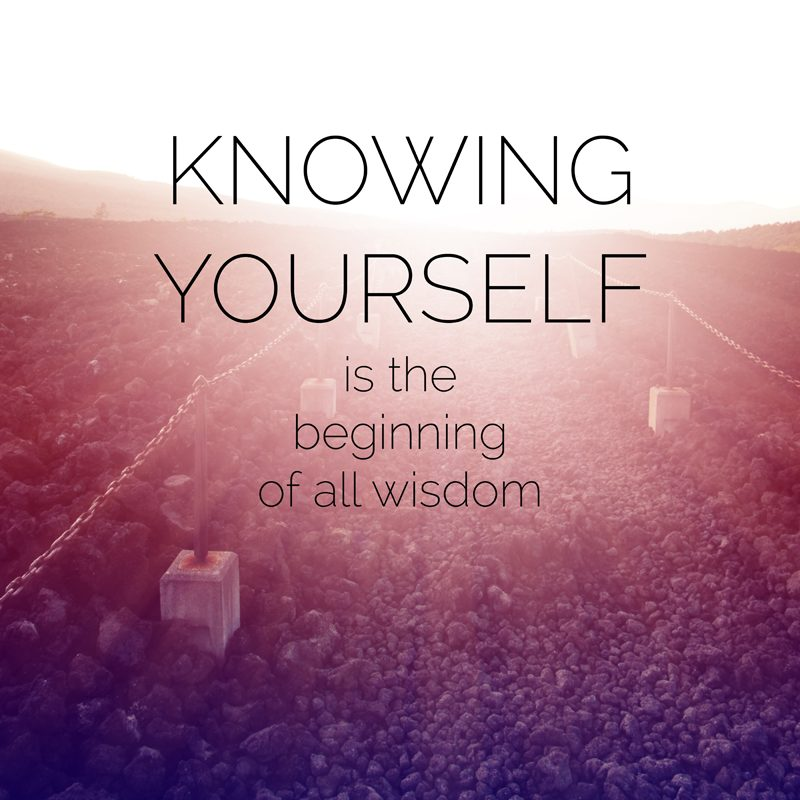 yoga knowing yourself