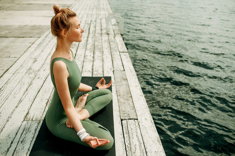 Yoga Shake Up Practice