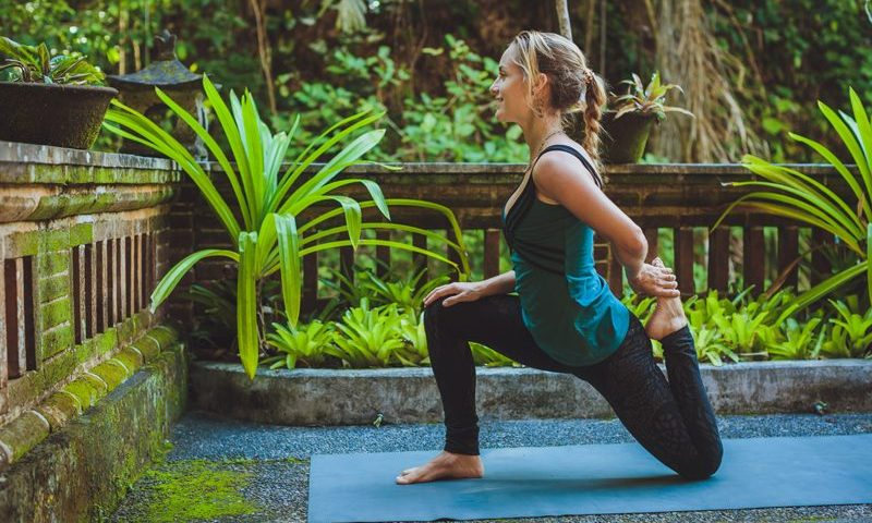 Yoga Bokasana