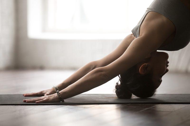 yoga focussing mind