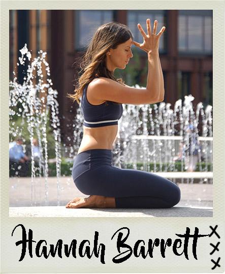 Hannah Barrett