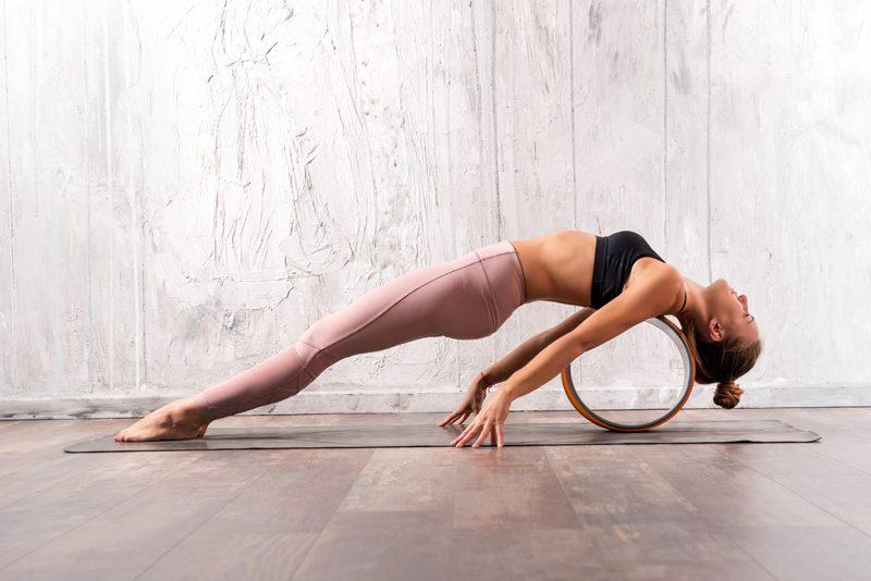 Yoga fix bad posture