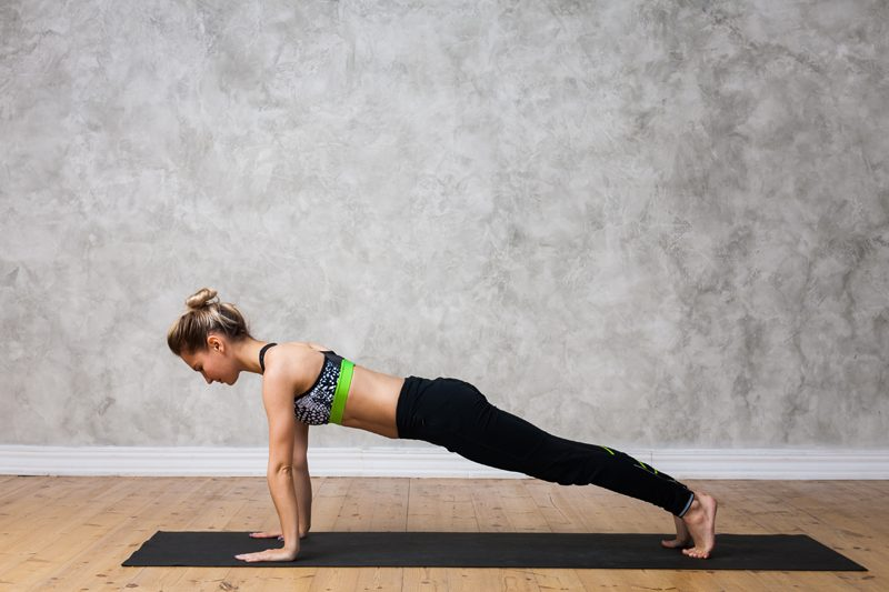 Yoga pose everyone