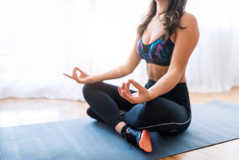 Yoga tips meditation