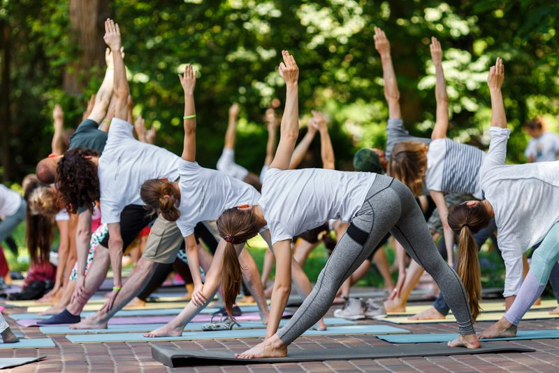 International Day of Yoga 2019 Events in London