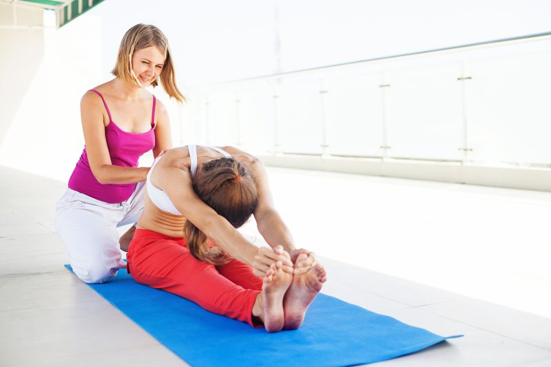 Yoga Poses to Help Lordosis