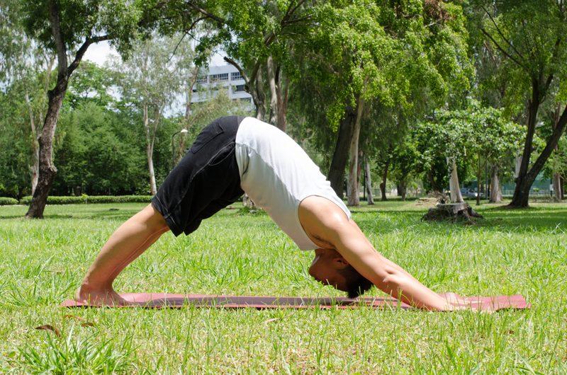 Yoga for Football Players