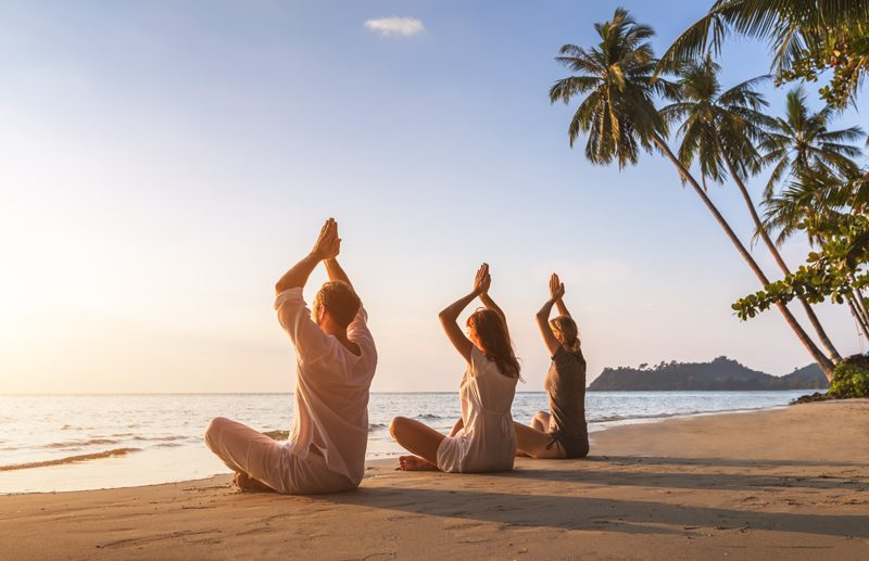 Best Yoga Summer Holiday Destinations 2019