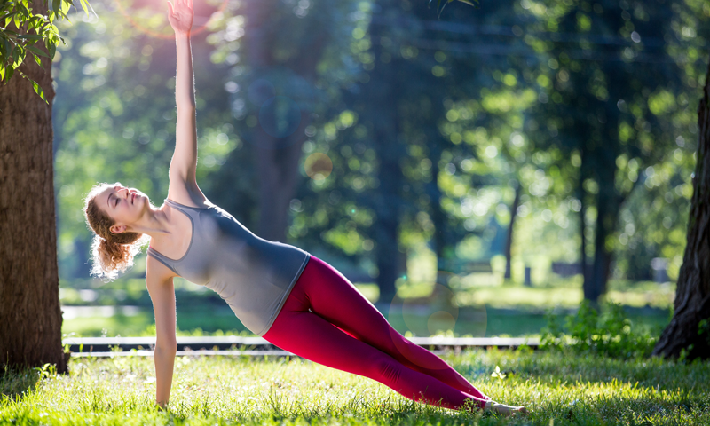 Does Yoga Help You Lose Weight?
