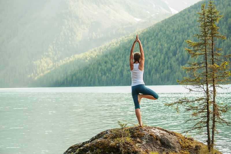 How Does Yoga Help You Stay Young?