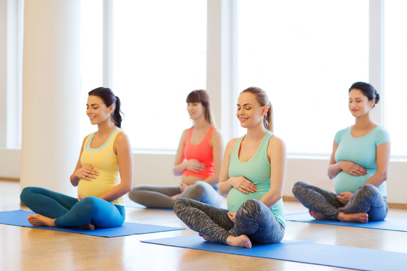 Yoga Poses to Avoid When Pregnant
