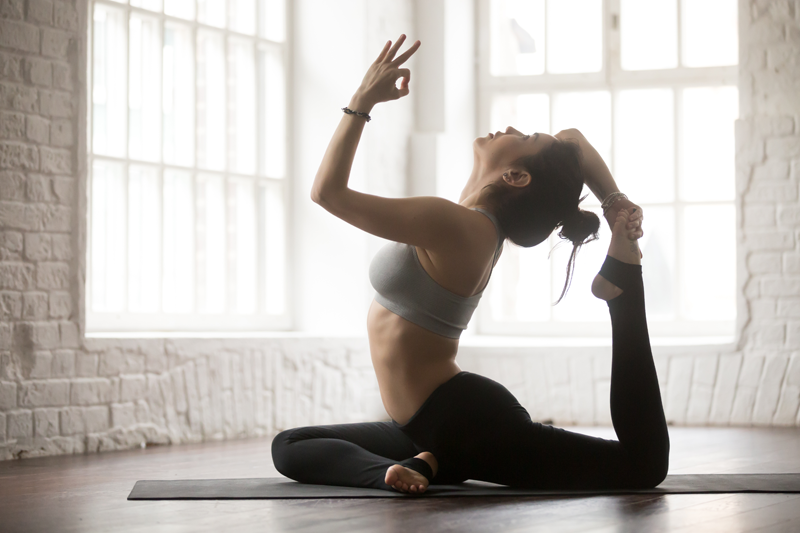 9 Signs Your Yoga is Making an Impact