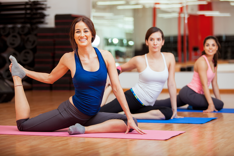 Best Yoga Training for Women for Weight Loss