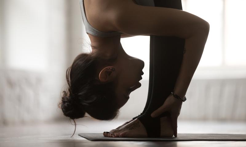 Embracing Yoga