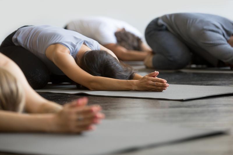 The Yoga Boom in Western Medicine