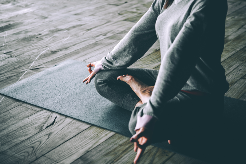 A Yoga Sequence to Heal Your Bladder and Kidney