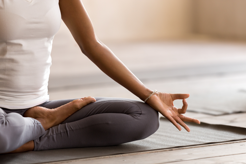 Yoga: The Power of Breath for Physical and Emotional Balance
