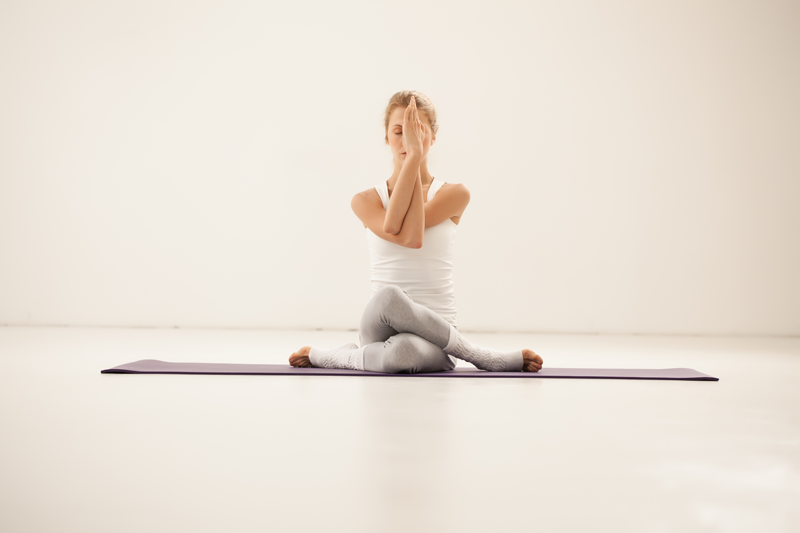 5 Poses to Inspire More Self-Love, Less Self Smack-Talk