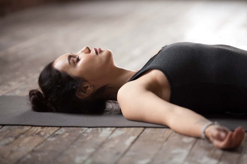 This Simple 30-second Practice Helps Relieve Anxiety