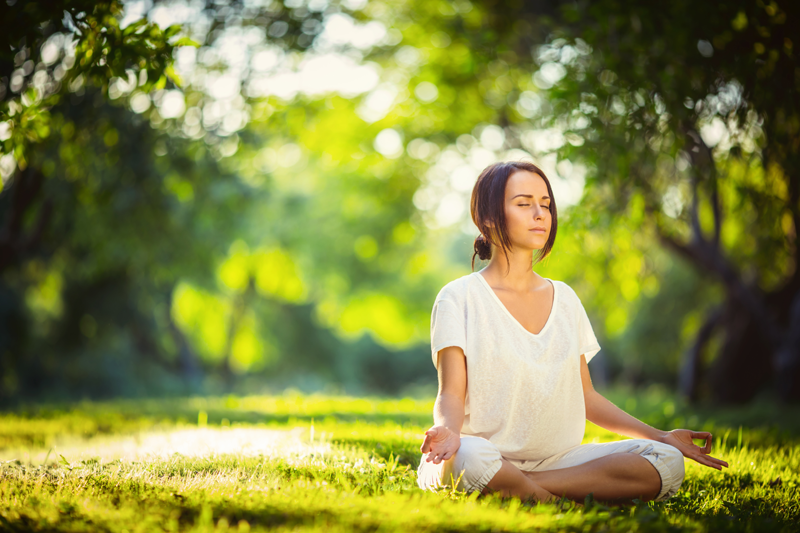 This Simple Meditation Will Help You Get in Touch with Your True Self