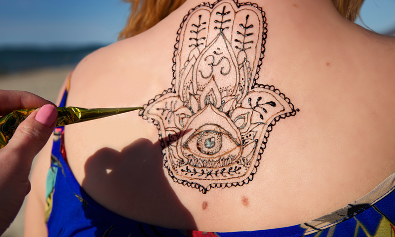 These Yoga Tattoos are Wildly Popular